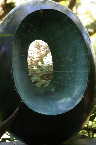Barbara Hepworth Sculpture Garden 2
