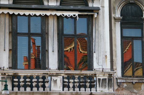 Reflections of Venice #1