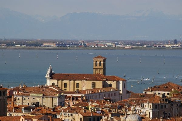 Venice from San Marco Campanile 2