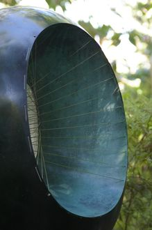 Barbara Hepworth Sculpture Garden 4