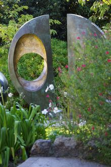 Barbara Hepworth Sculpture Garden 6