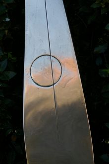Barbara Hepworth Sculpture Garden 7