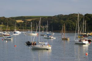 Boats, St Mawes