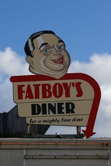 signs symbols/fatboys diner 1
