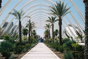 Umbracle, Science Park, Valencia 2