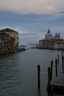 View from Ponte dell'Accademia #5